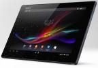 Sony Xperia Tablet Z er sprutsikker