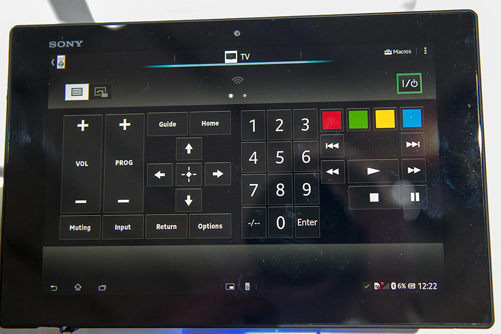 Sony Xperia Tablet Z nettbrett