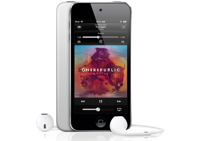 Apple har lansert en rimeligere iPod touch