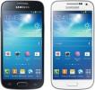 Hvit og sort utgave av Galaxy S4 mini