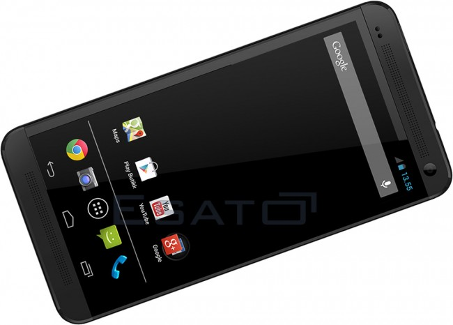 HTC One Google Nexus utgaven