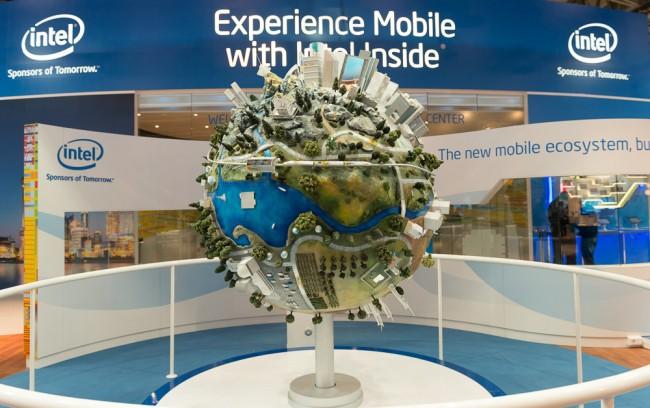 Intel lanserer ny prosessorfamilie for smarttelefoner og nettbrett