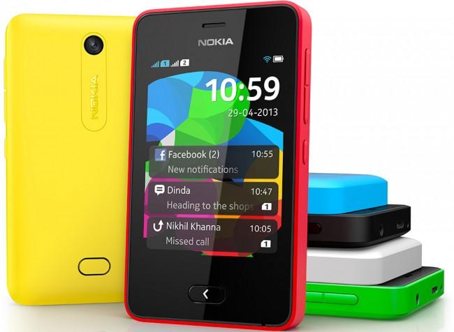 Nokia Asha 501 lansert