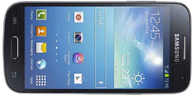 Samsung Galaxy S4 mini lansert
