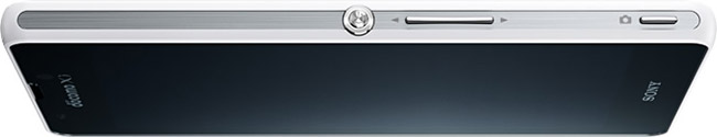 Sony Xperia A side