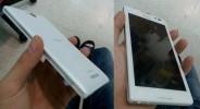 Sony Xperia S39h front og bakside