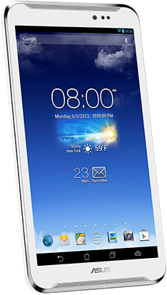 Asus Phonepad Note FHD6 hjemskjerm