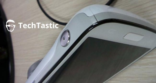 Samsung Galaxy S4 Zoom spionbilde