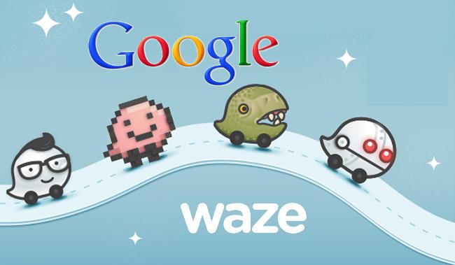 Google har kjøpt Waze