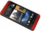 HTC One lansert i rødt