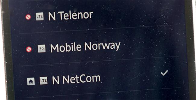 mobilnett i norge Trondheim