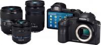Samsung Galaxy NX objektiver