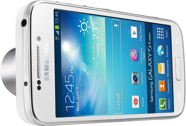 Samsung Galaxy S4 Zoom er offisiell