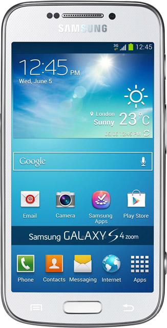 Samsung Galaxy S4 Zoom - ikke en helt vanlig Android mobil