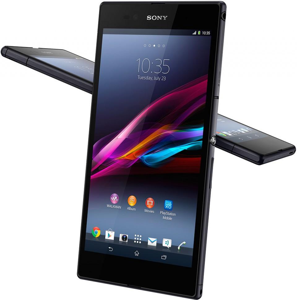 Sony Xperia Z Ultra er lansert