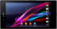 Sony Xperia Z Ultra front horisontal
