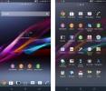 Sony Xperia Z Ultra Togari skjermbilder