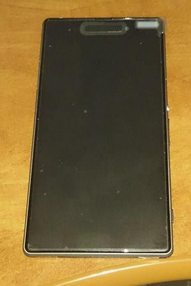 Sony Xperia Z2 Honami i1 forside