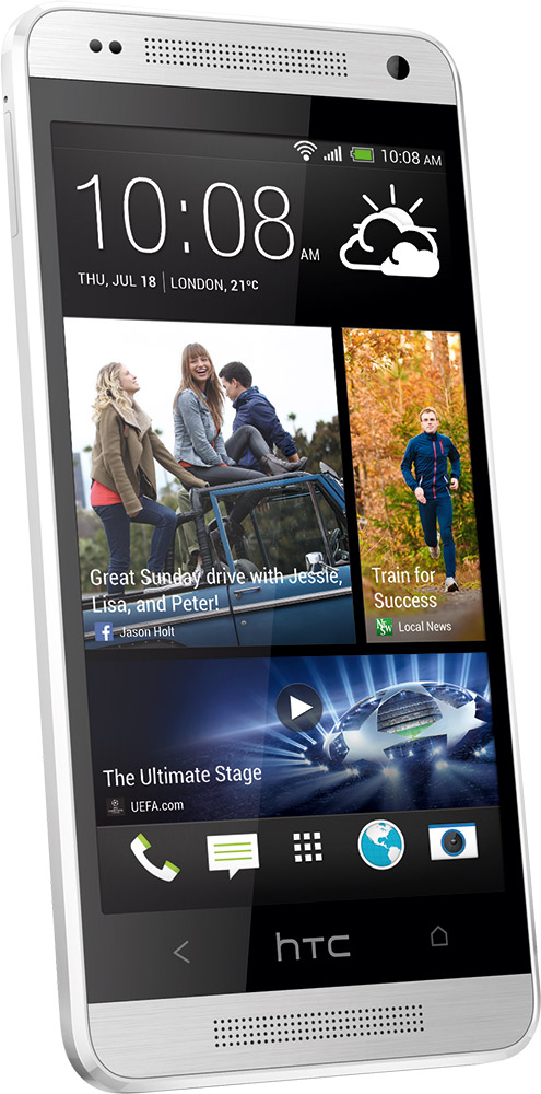 HTC One Mini front
