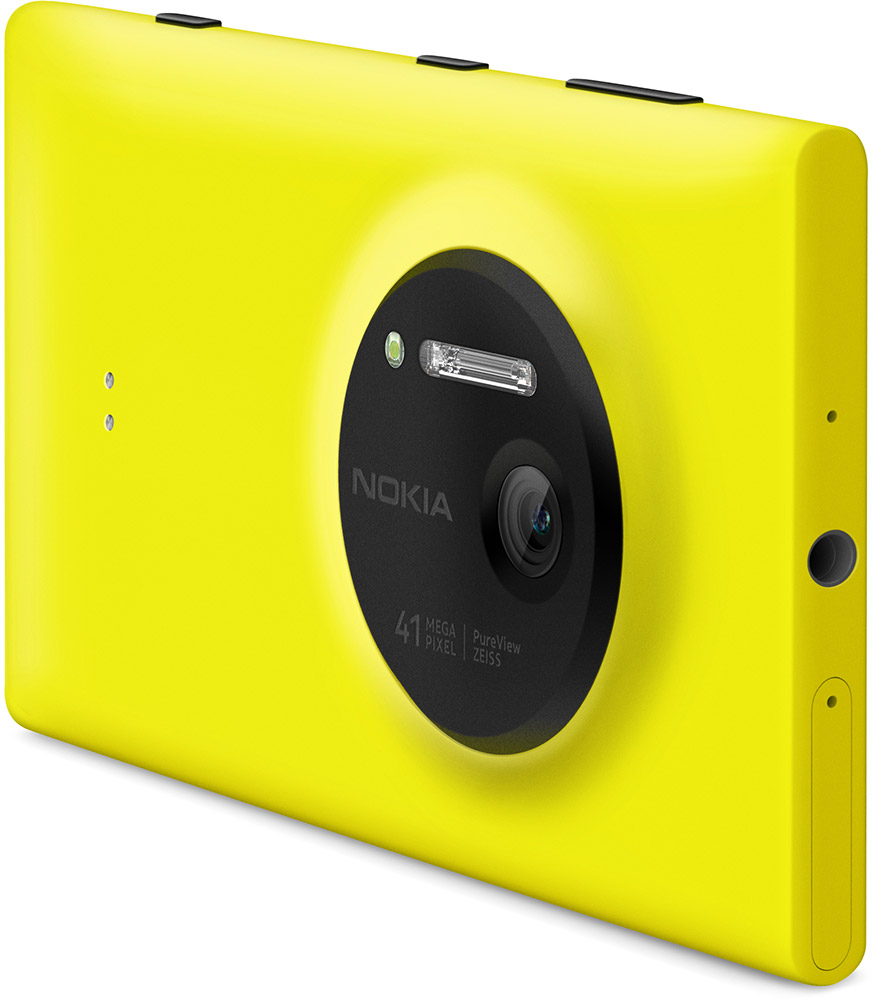 Nokia Lumia 1020 fargevarianter