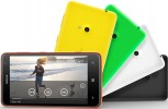 Nokia Lumia 625 farger