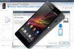 Sony Xperia Z har fått Android 4.2.2 Jelly Bean