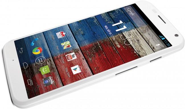Motorola Moto X er lansert