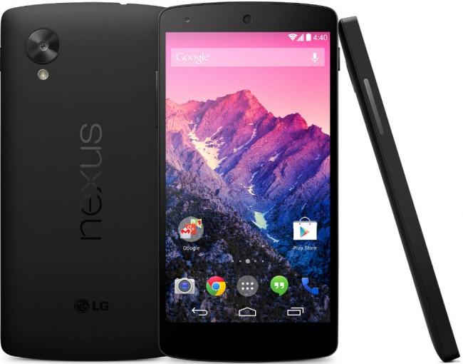 Dette er LG Nexus 5